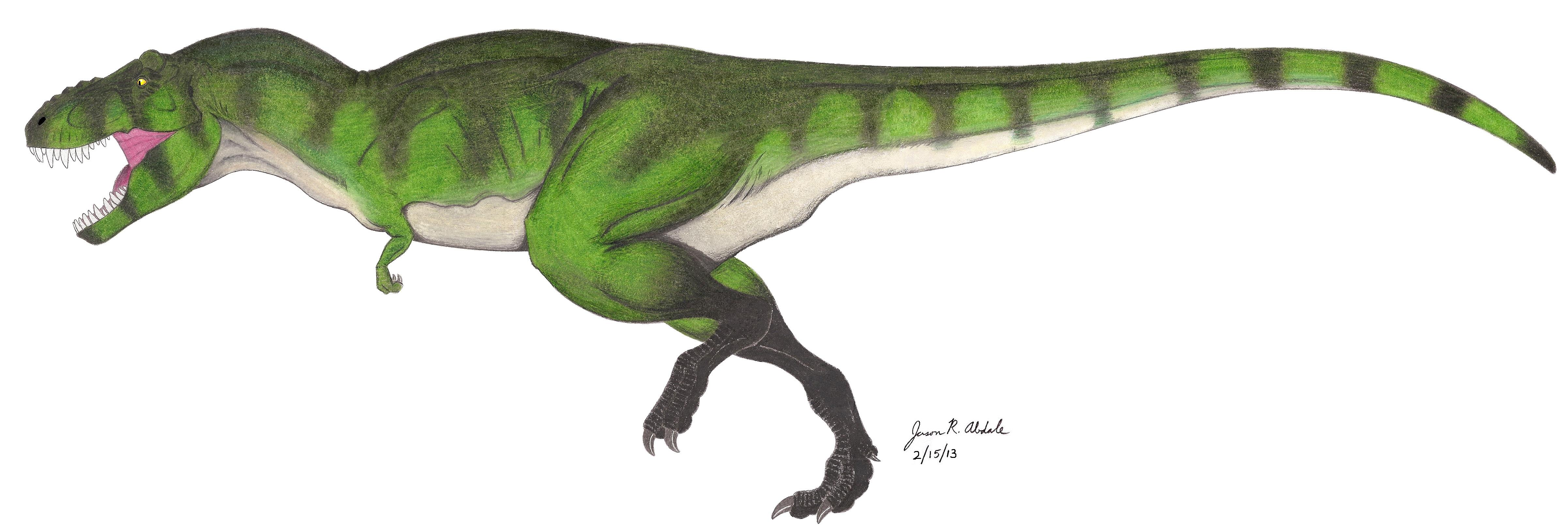 Tyrannosaurus dinosaurs and barbarians for Tyranosaurus