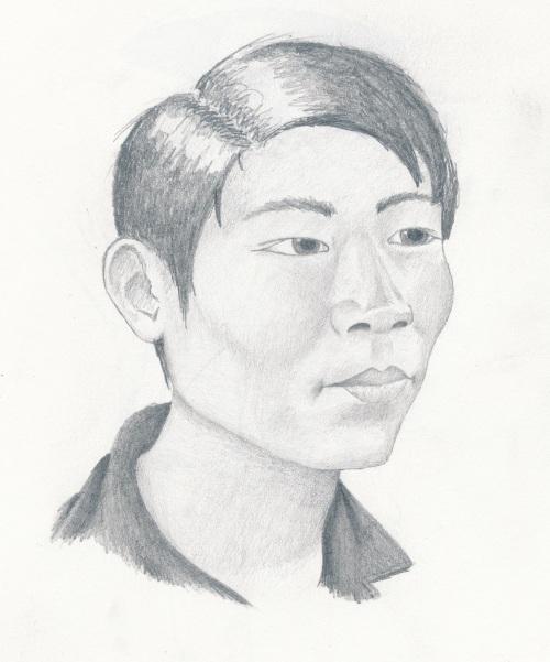 Vietnamese Man
