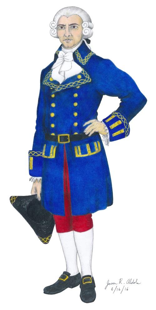 Louis Antoine de Bougainville